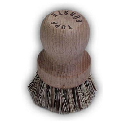 Handcrafted Natural Bristle Dishwashing Brush