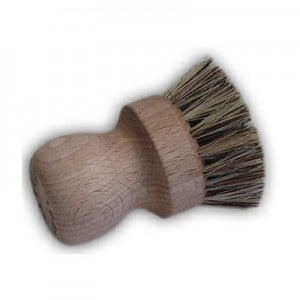 Handcrafted Natural Bristle Dishwashing Brush