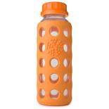 Lifefactory-Glass-Beverage-Bottle-With-Silicone-Sleeve-orange