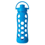 Lifefactory-Glass-Flip-Top-Beverage-Bottle-With-Silicone-Sleeve-blue