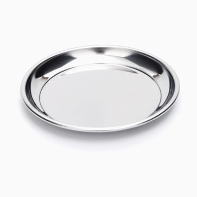 Vienna Series Stainless Steel Dinner Plate Noplastic