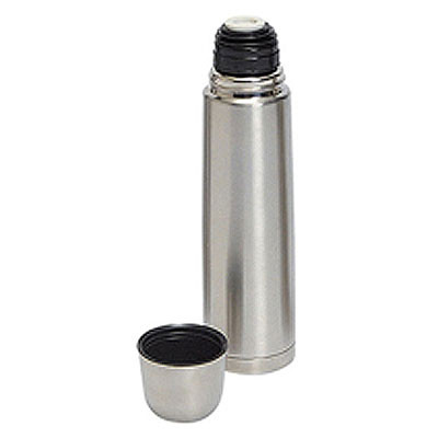 Stainless Steel Vacuum Flask/Thermos - NoPlastic.ca