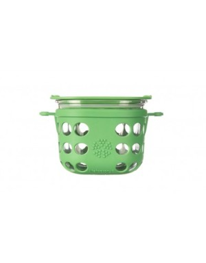 Lifefactory-glass-food-storage-container-green